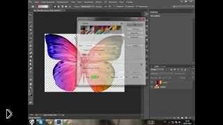 Смотреть онлайн Как разукрасить картинку в фотошопе