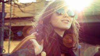 Смотреть онлайн Как сделать и добавить солнечные блики в фотошопе