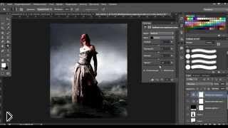 Смотреть онлайн Урок фотошопа: как создать простой коллаж из фото