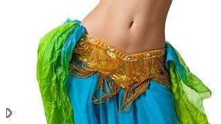 Смотреть онлайн Обучение тряске в танце живота