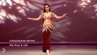 Смотреть онлайн Обучение красивому арабскому танцу