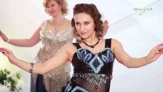Смотреть онлайн Как обучиться танцевать арабский танец живота