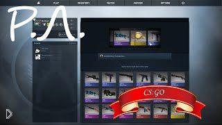 Смотреть онлайн Открытие кейсов в CS GO – тащим ножи