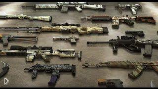 Смотреть онлайн Уникальное оружие в CS GO – самые дорогие скины (часть 2)