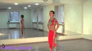 Смотреть онлайн Как научиться танцевать красивые восточные танцы