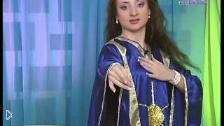 Смотреть онлайн Восточный танец халиджи: костюм и музыка