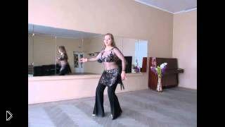 Смотреть онлайн Восточные танцы для начинающих: тряска ягодицами