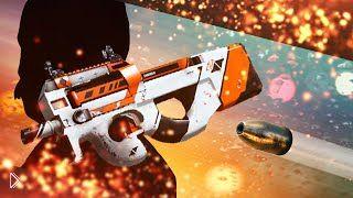 Смотреть онлайн Как использовать оружие в КС ГО для защиты от пуль
