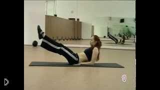 Смотреть онлайн Каланетика для начинающих: комплекс упражнений