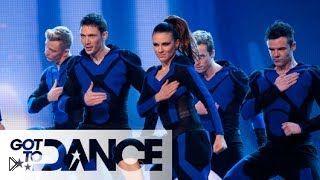 Смотреть онлайн Национальный ирландский танец в современном исполнении