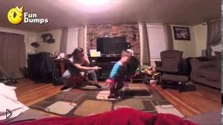 Когда отец и сын остаются дома вдвоем - Видео онлайн