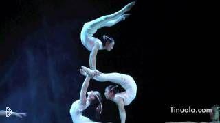 Смотреть онлайн Подборка красивых номеров китайских акробатов