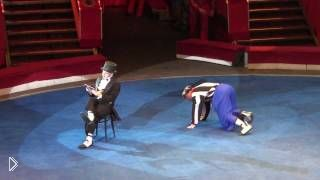 Московский цирк Никулина: номер
