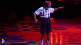 Шоу забавного циркового клоуна - Видео онлайн