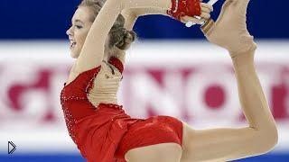 Смотреть онлайн Выступление Елены Радионовой: Чемпионат мира 2015