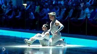 Смотреть онлайн Петрова и Ставиский: необыкновенный танец на льду
