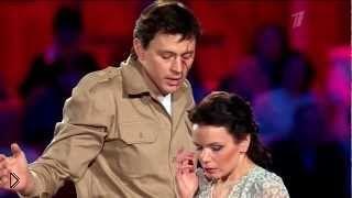 Смотреть онлайн Мария Петрова и Максим Маринин в ледовом шоу