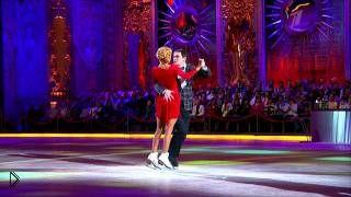 Смотреть онлайн Крутой танец на льду, Татьяна Навка и Алексей Тихонов