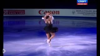 Чувственный танец Елены Ильиных и Руслана Жиганшина - Видео онлайн