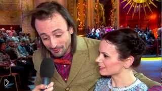 Смотреть онлайн Петрова и Авербух в номере