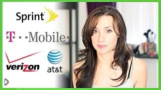 Смотреть онлайн Что нужно знать о мобильной связи в США
