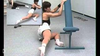 Смотреть онлайн Полный курс упражнений калланетики