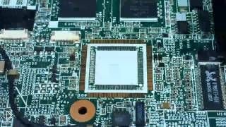 Как отремонтировать ноутбук после попадания жидкости - Видео онлайн