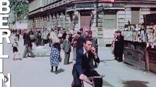 Смотреть онлайн Разгромленный Берлин летом 1945 года