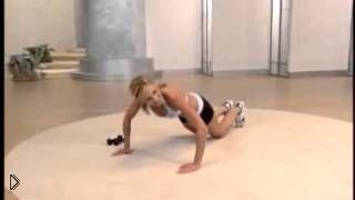 Пилатес для рук и плеч за 10 минут - Видео онлайн