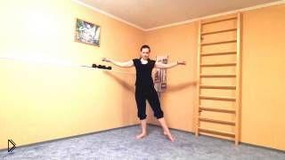 Смотреть онлайн Пилатес для растяжки мышц