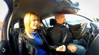 Смотреть онлайн Renault SANDERO - тест авто