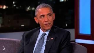 Смотреть онлайн Шуточный перевод американского шоу с участием Обамы