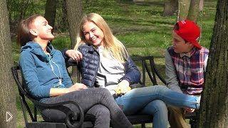 12-летний мальчишка клеит девушек на улице - Видео онлайн