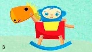 Смотреть онлайн Мультфильм для самых маленьких, Ку-ку! Ты где?