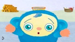 Смотреть онлайн Мультфильм для развития малышей до 1 года