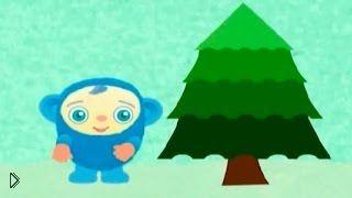 Смотреть онлайн Мультфильм для развития детей до 1 года