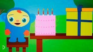 Развивающий мультфильм о фигуре квадрат - Видео онлайн