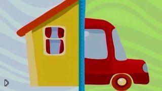 Смотреть онлайн мультик для развития детей, Сказочный домик