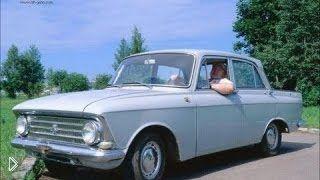 Смотреть онлайн 1979 год, СССР: автомобиль на водородном топливе