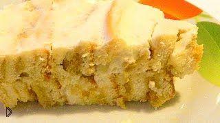 Готовим необычный торт «Трухлявый пень» - Видео онлайн