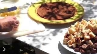Смотреть онлайн Нестандартный торт для шумного застолья Панчо
