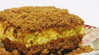 Смотреть онлайн Необычный торт, рецепт творожно-шоколадного торта