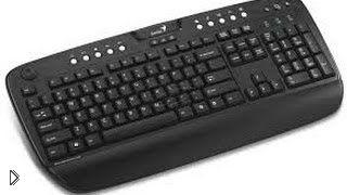 Смотреть онлайн Эффективный способ почистить клавиатуру
