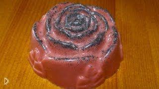Смотреть онлайн Простой рецепт приготовления мыла-скраба