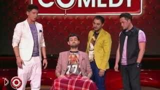 Смотреть онлайн Comedy Club: Крестный отец