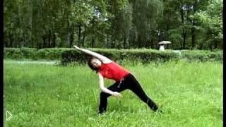 Смотреть онлайн 5 упражнений для стройности, Бодифлекс
