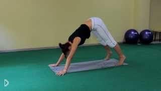Динамичная тренировка по бодифлексу - Видео онлайн