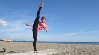 Смотреть онлайн Подборка: Люди отточили свои навыки в боевых искусствах