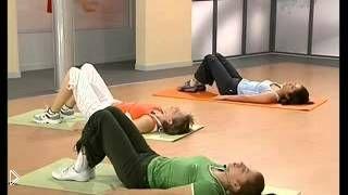 Часовой комплекс упражнений, бодифлекс - Видео онлайн