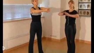 Смотреть онлайн БФ: Работаем над мышцами рук, плеч, груди
